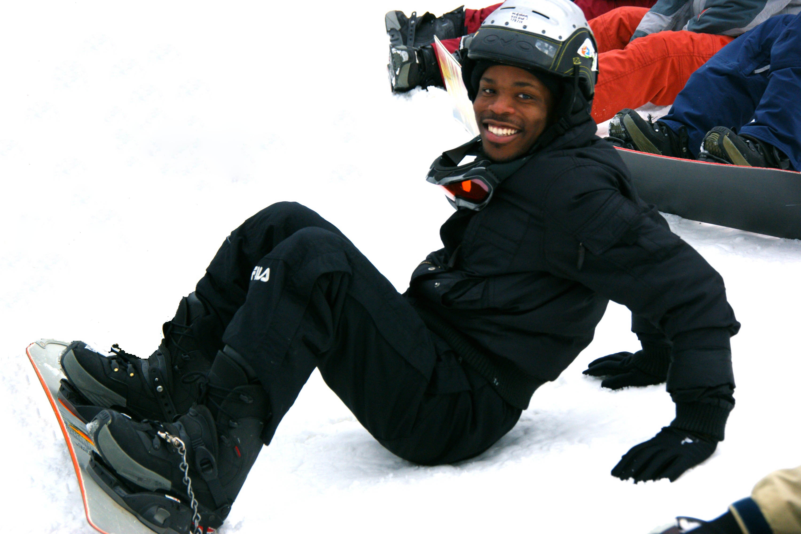YES Snowboarder Operation SnowSports 1